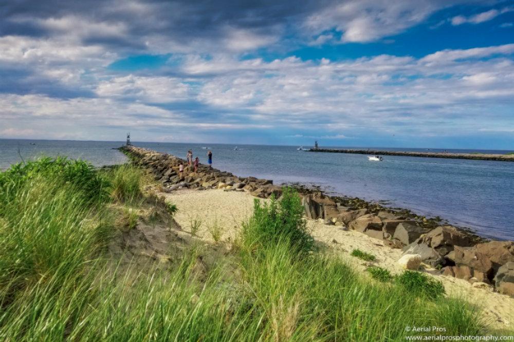 East Hampton beach near our Oceanfront Montauk Hotel